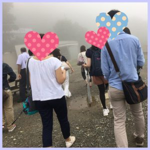 筑波山ハイキング