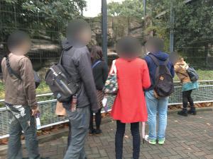 東武動物園で散策